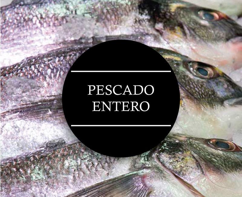 Pescado Entero